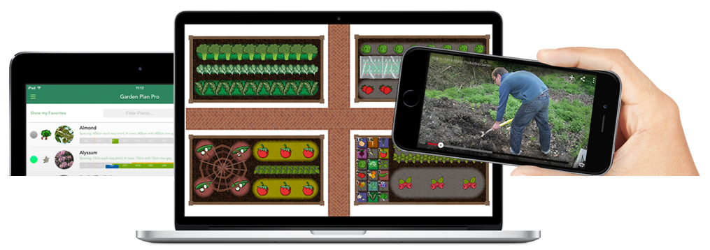 Vegetable garden planner garden planning apps for Vegetable garden layout app